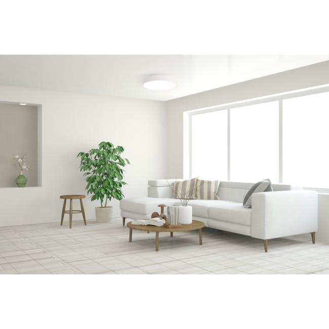 Yeelight LED Smart Ceiling Light with Remote - Cream White - 6