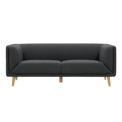 Audrey 3 Seater Sofa with Audrey Armchair - Image 2