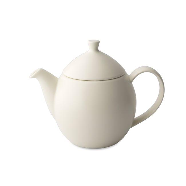 Forlife Dew Teapot - Natural Cotton (2 Sizes) - 1