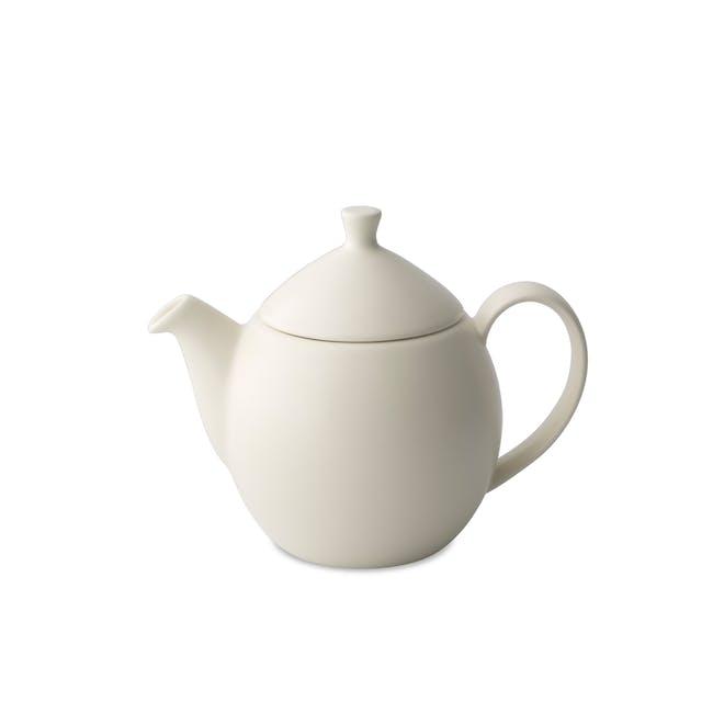Forlife Dew Teapot - Natural Cotton (2 Sizes) - 0