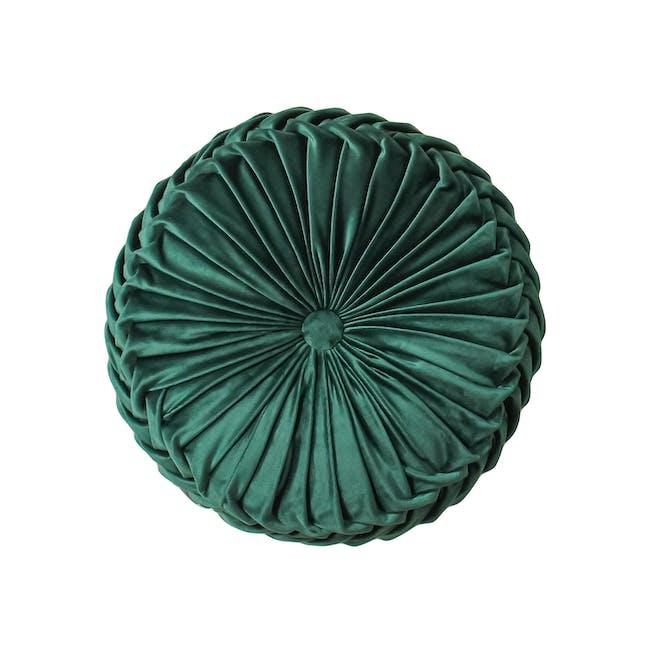 Pierogi Throw Cushion - Emerald - 0