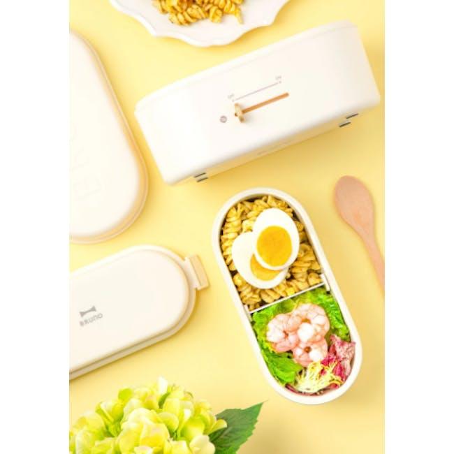 BRUNO Lunch Box Warmer - White - 1