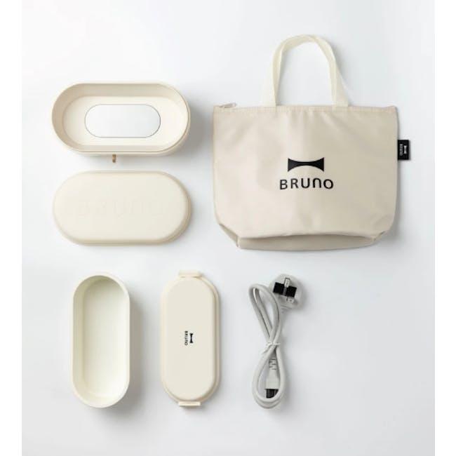 BRUNO Lunch Box Warmer - White - 5
