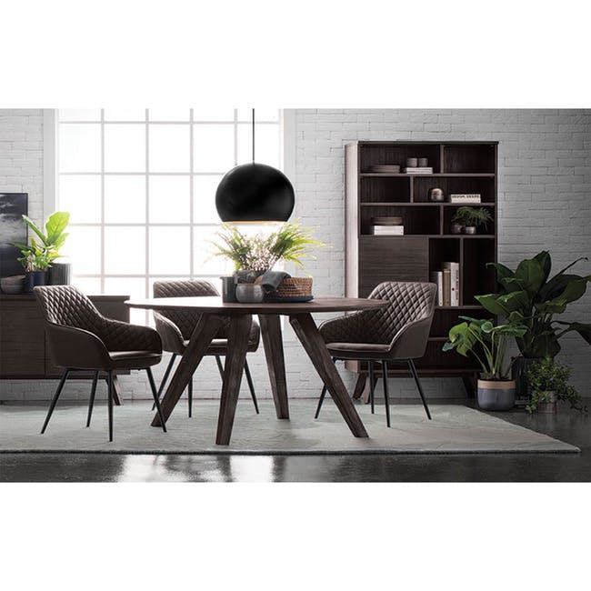 Maeve Round Dining Table 1.4m - 1