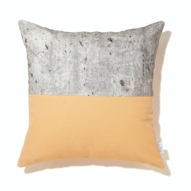 Citori Cushion Cover - Peach - 3
