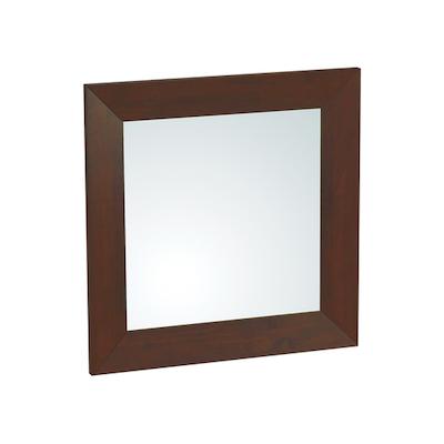 Daffodil Square Mirror 80 x 80 cm - Light Cappucino - Image 2