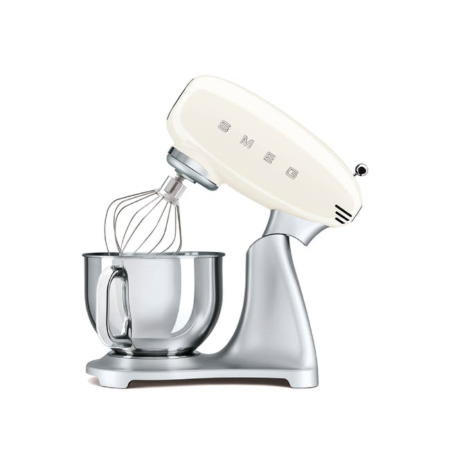 Smeg Stand Mixer - Cream - 1