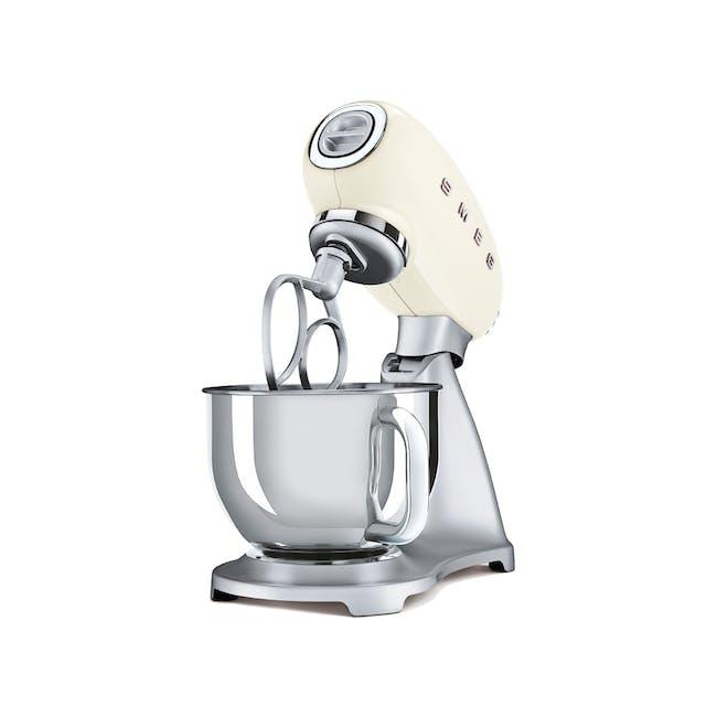 Smeg Stand Mixer - Cream - 2