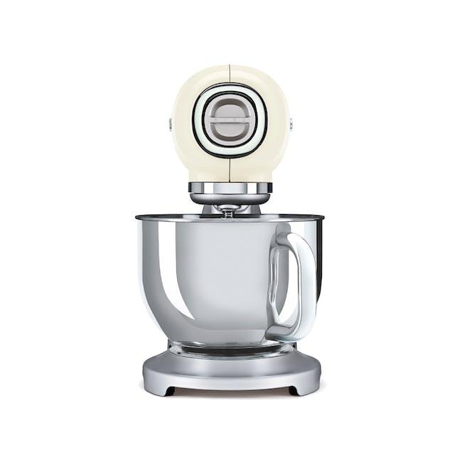 Smeg Stand Mixer - Cream - 3