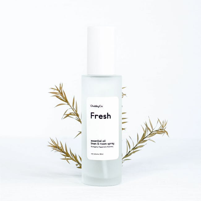 Essential Oil Linen & Room Spray - Fresh - 0