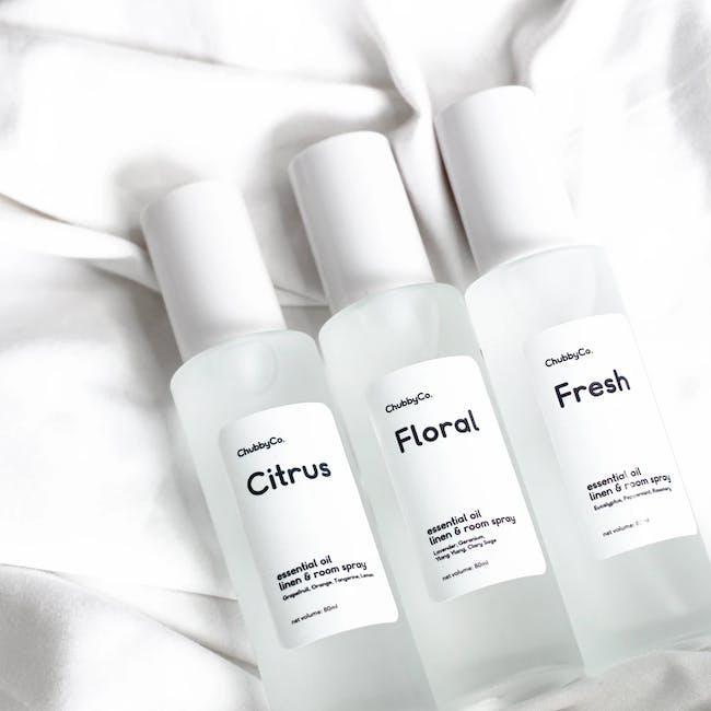 Essential Oil Linen & Room Spray - Fresh - 2