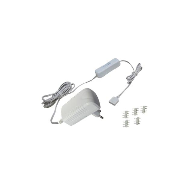SOUNDTEOH LED Flexible Light Strip (Warm White) - 3