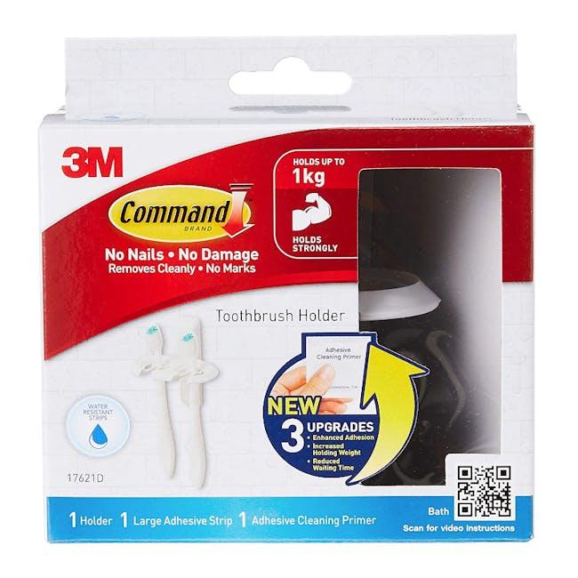 Command™ Primer Toothbrush Holder - 5