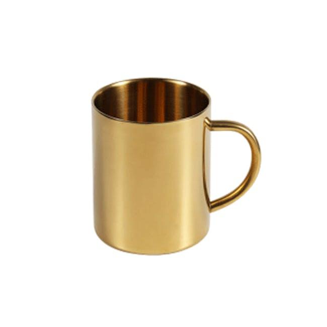 Moscow Mule Brass Mug - 0