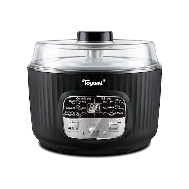 TOYOMI 1.8L Double Boil Cooker SC 1822 - 0