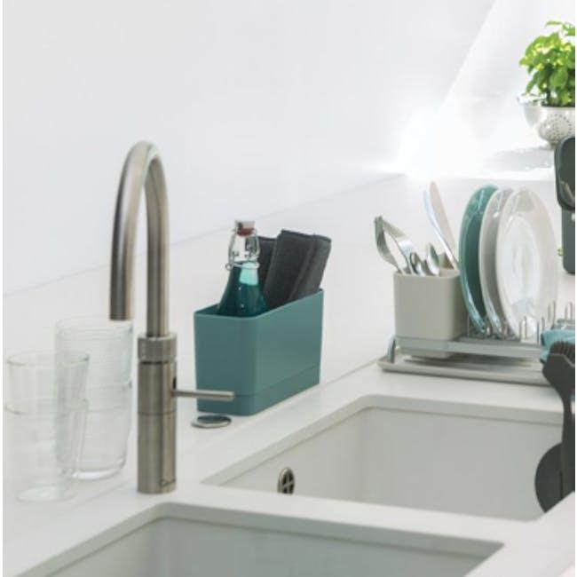 Microfibre Cleaning Cloths (Set of 2) - Dark Grey - 1