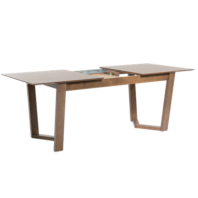 Meera Extendable Dining Table 1.6m - Cocoa - Image 2