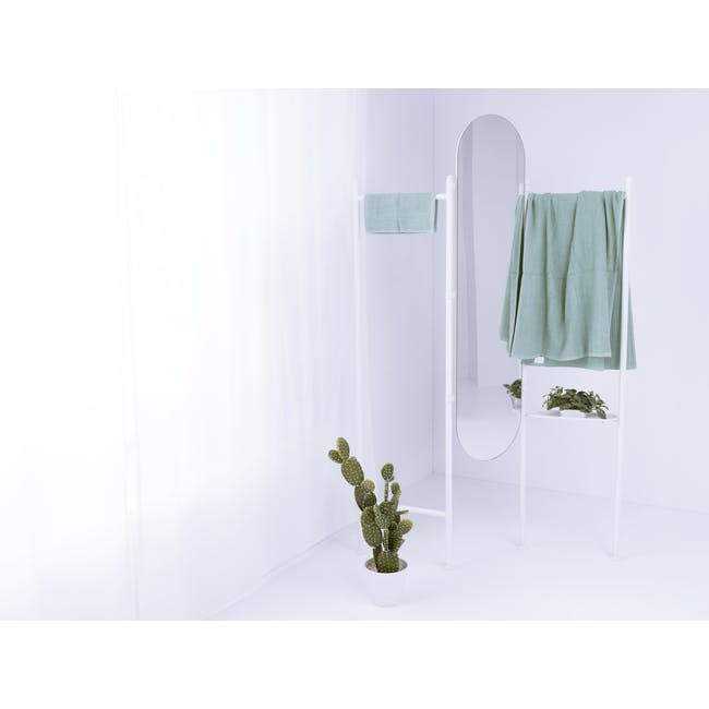 EVERYDAY Face Towel - Sage - 1