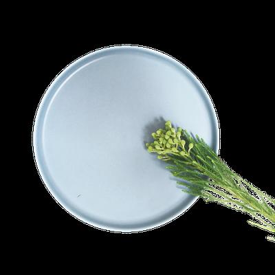 Ceramic Display Tray - Blue Grey - Image 1