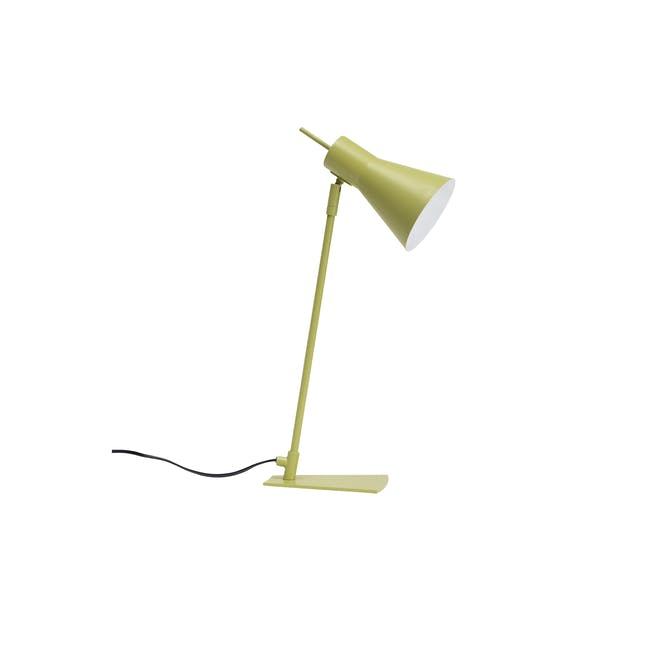 Weevil Table Lamp - Light Green - 0