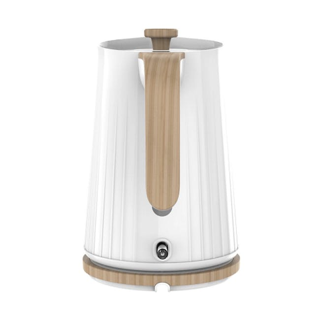 Odette George Series 1.7L Electric Kettle - White - 3