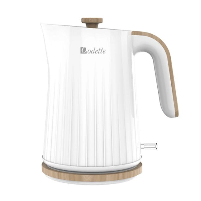 Odette George Series 1.7L Electric Kettle - White - 4