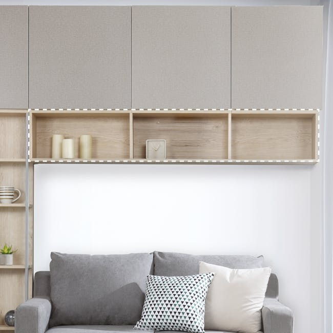 Usher Wall Shelf 160cm - 2