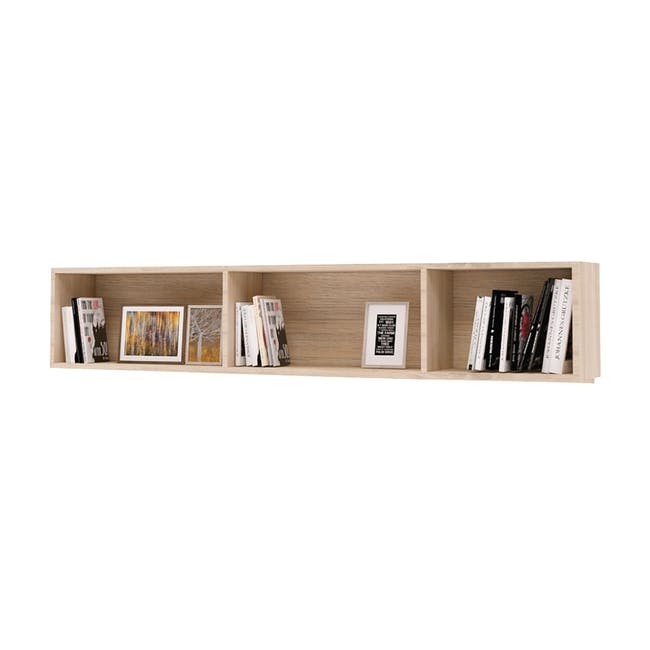 Usher Wall Shelf 160cm - 0