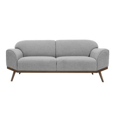 Madison 3 Seater Sofa with Velda Lounge Chair - Image 2