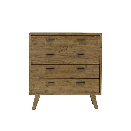 FYND - Silas 4 Drawer Chest 1m