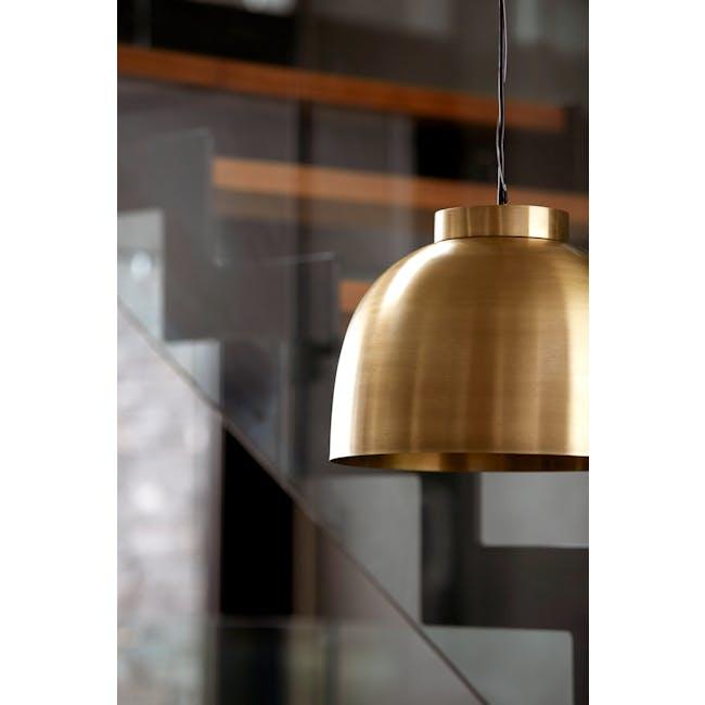 Bristol Pendant Lamp - Brass - 1