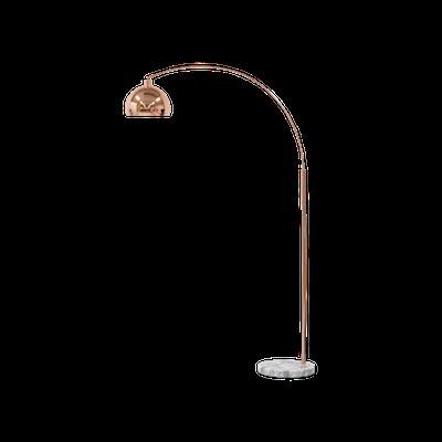 Olivia Floor Lamp - Copper - Image 2