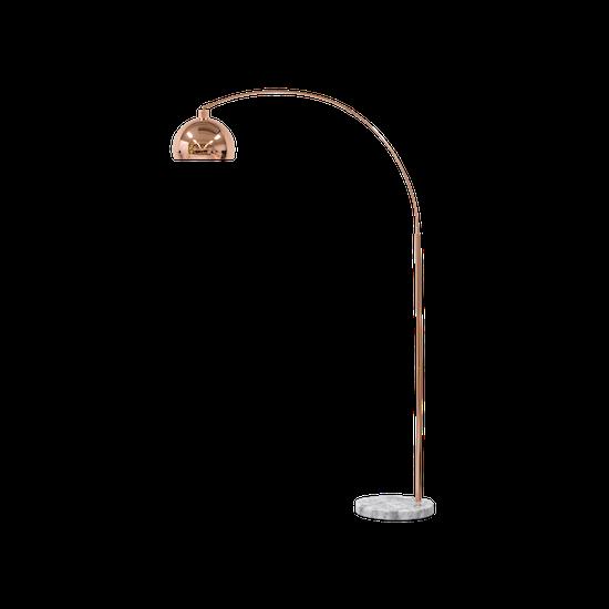 MLM Lighting - Olivia Floor Lamp - Copper