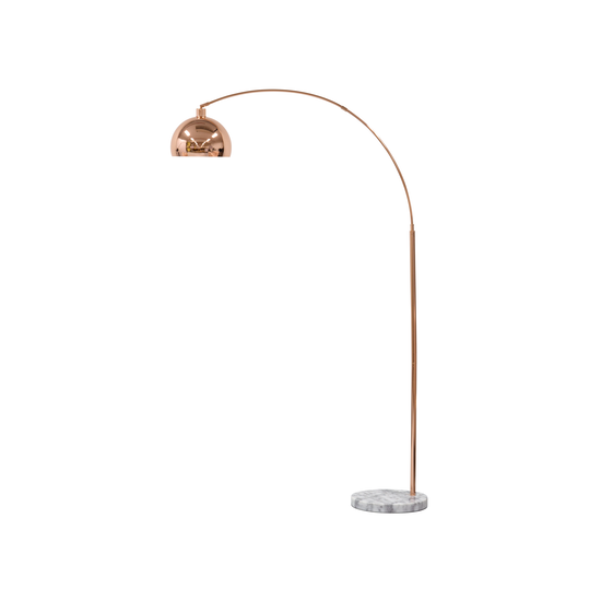 Olivia Floor Lamp Copper Lights By