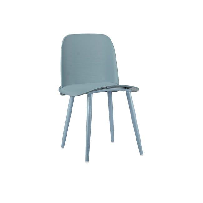 Dawson Chair - Ash Blue - 0