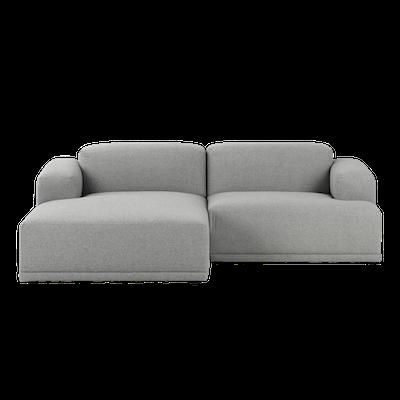 Flex 3 Seater L Shape Sofa - Squirrel Grey - Image 1