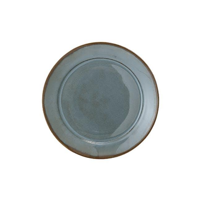 Haga Side Plate - Green - 0