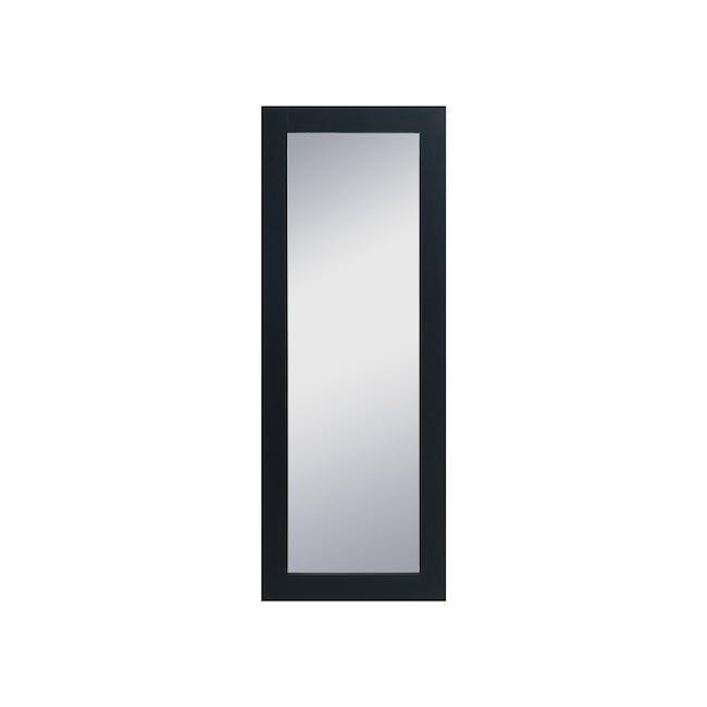 Tancy Full-Length Mirror 45 x 120 cm - Black - 0