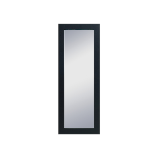 Malmo - Tancy Full-Length Mirror 45 x 120 cm - Black