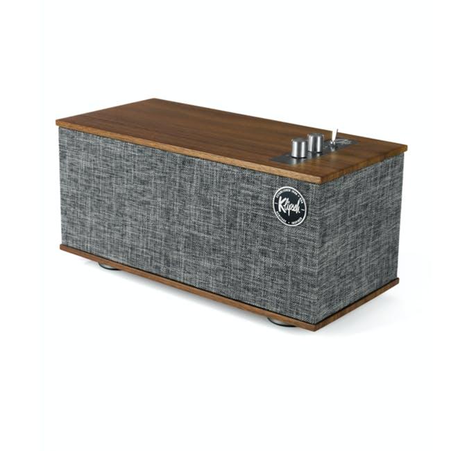 Klipsch The One II Bluetooth Speaker - Walnut - 2