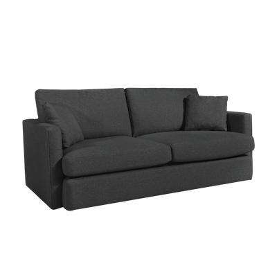 (As-is) Ashley 3 Seater Sofa - Granite - 1 - Image 2