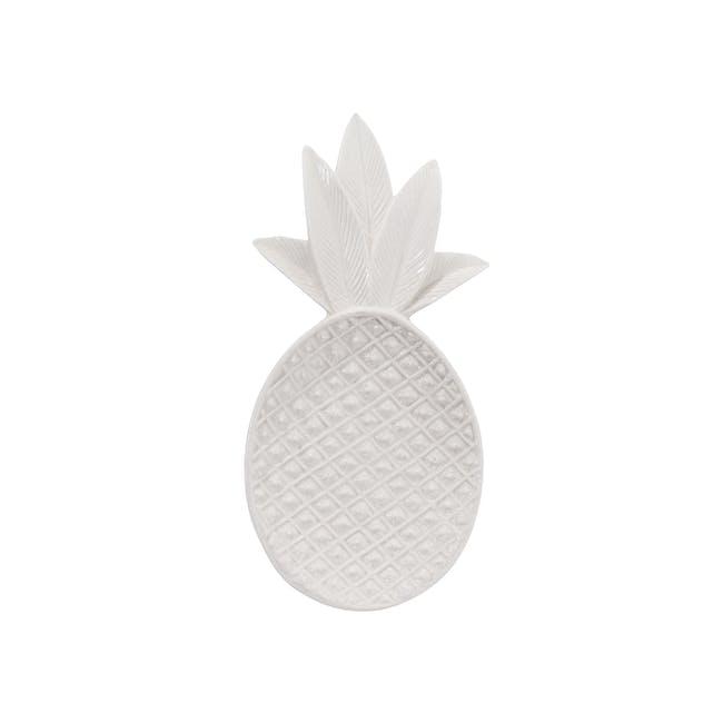 Pineapple Tray - White - 0