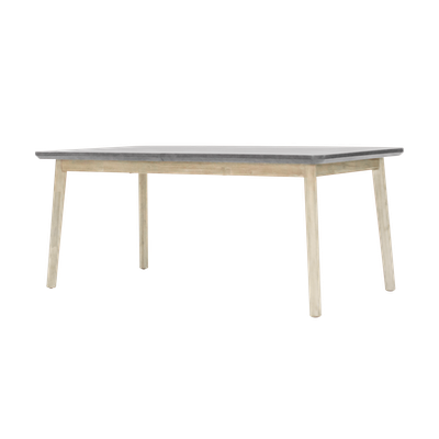 (As-is) Hendrix Dining Table 1.8m -1 - Image 1