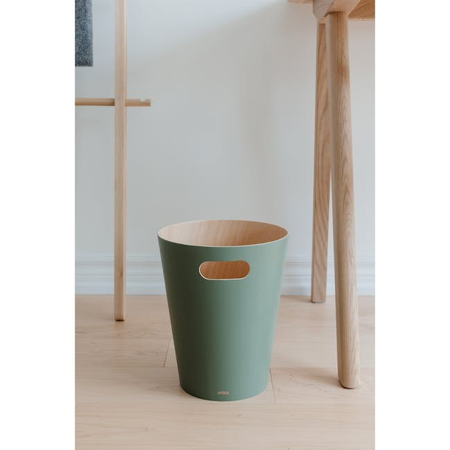 Woodrow Can - Natural, Spruce - 1