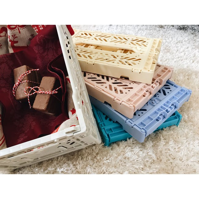 Aykasa Foldable Minibox - Powder Blue - 2