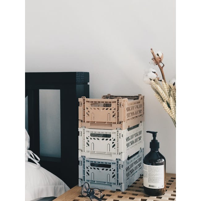 Aykasa Foldable Minibox - Sage - 5