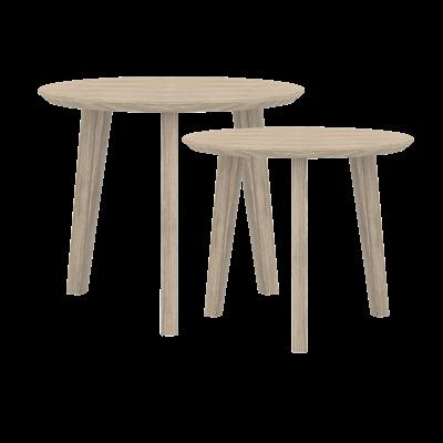 Leland Side Table (Set of 2) - set - Image 1