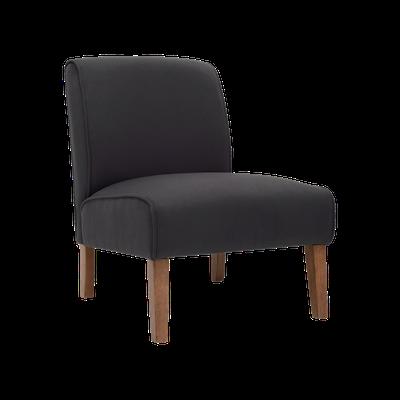 Maya Lounge Chair - Cocoa, Lava - Image 1