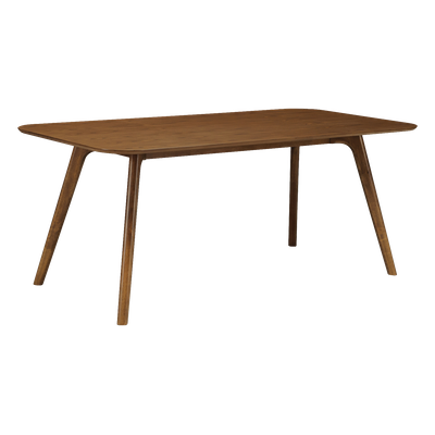 (As-is) Roden Dining Table 1.8m - Cocoa - 1 - Image 1