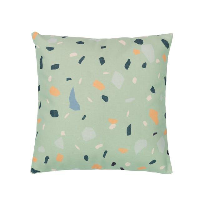 Cushion and Throw Bundle - Classic Terrazo (Set of 4) - 2